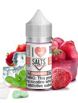 I Love Salts Strawberry Ice