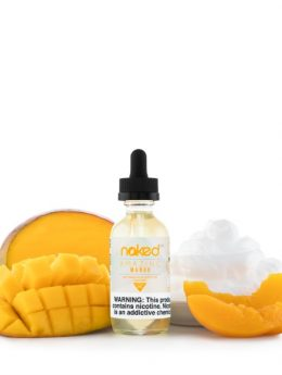 Naked 100 Amazing Mango E-liquid
