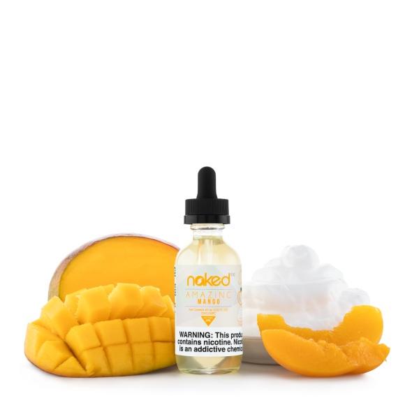 Naked 100 Amazing Mango E-liquid