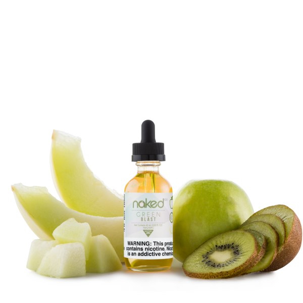 Naked 100 Green Blast E-liquid
