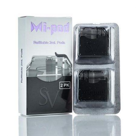 Smoking Vapor refillable pods